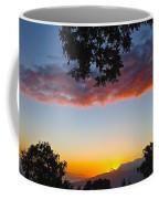 Pink Clouds Coffee Mug
