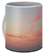 Pink Cloudscape Coffee Mug