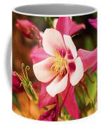 Pink Columbines Coffee Mug