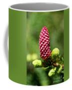 Pink Cone Coffee Mug