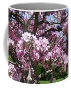 Pink Crabapple Coffee Mug