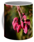 Pink Curls - Flower Macro Coffee Mug