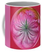 Pink Dahlia Orb Coffee Mug