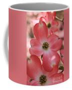 Pink Dogwood At Easter 2 Coffee Mug