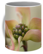 Pink Dogwood Macro Coffee Mug