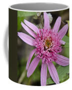 Pink Double Delight Squared Coffee Mug