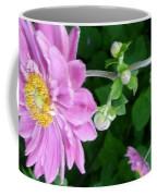 Pink Flower Shiver Coffee Mug