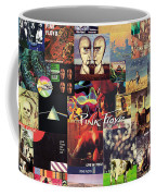 Pink Floyd Collage II Coffee Mug