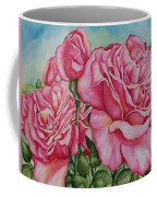 Pink Frillies Coffee Mug