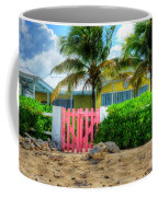 Pink Gate Coffee Mug