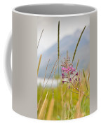 Pink Gem - Fire Weed Wildflower In Grand Teton National Park - Wyoming Coffee Mug