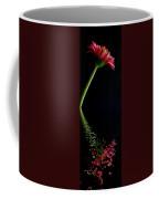 Pink Gerbera Flood 6 Coffee Mug