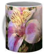 Pink Glow Lily  Coffee Mug