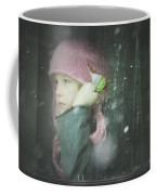 Pink Hat Coffee Mug