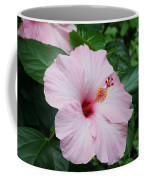 Pink Hibiscus #3 Coffee Mug