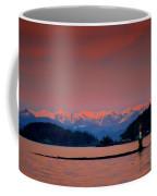 Pink Horizon Coffee Mug
