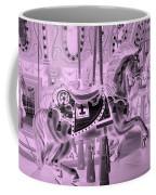 Pink Horse Coffee Mug