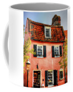 Pink House Coffee Mug