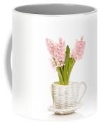 Pink Hyacinths Coffee Mug