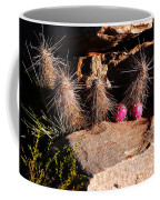 Pink Lady Cactus Coffee Mug