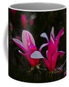 Pink Magnolia Coffee Mug