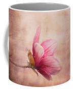 Pink Magnolia I Coffee Mug