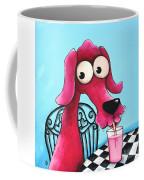 Pink Milk Coffee Mug