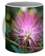 Pink Mimosa Flower Coffee Mug