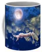 Pink Moon Coffee Mug