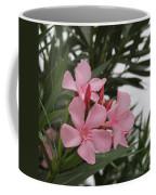 Pink Oleander 4 Coffee Mug