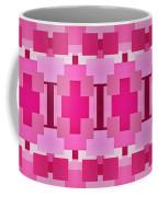 Pink On Pink Panorama 4 Coffee Mug