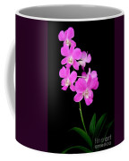 Pink Orchids 9 Coffee Mug