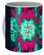 Pink Overlay Coffee Mug