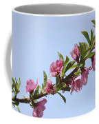 Pink Peach Blossoms Coffee Mug
