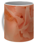 Peach Peony Coffee Mug