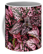 Pink - Plant - Petals Coffee Mug