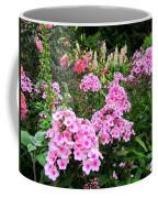 Pink Phlox Coffee Mug