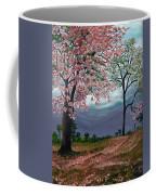 Pink Poui Coffee Mug