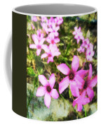 Pink Propellers  Coffee Mug