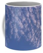 Pink Puffy Clouds Coffee Mug