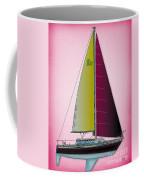 Pink Retru Coffee Mug