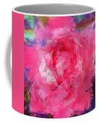 Pink Rose 2 Coffee Mug