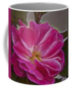 Pink Rose Digital Art 2 Coffee Mug