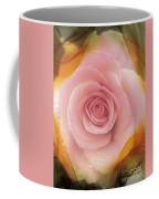 Pink Rose Romance  Coffee Mug