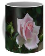 Pink Rosebud Coffee Mug