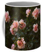 Flowers - Pink Roses Coffee Mug