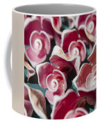 Pink Sea Shells On Cozumel Coffee Mug
