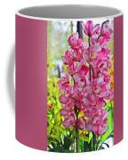 Pink Shadows Coffee Mug