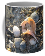 Pink Shell Bowl Coffee Mug