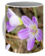 Pink Spring Beauty Coffee Mug